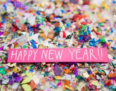 Happy New Year! Image Credit: Getty Images/Jamie Grill