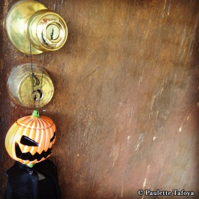Halloween's Town Door
