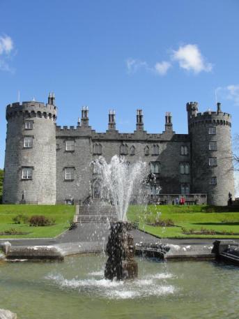 Kilkenny Castle (2013). Image credit: Kathleen Horgan.