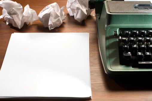 Typewriter Getty Sturti