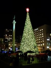 Karen Datangel: Christmas in Union Square