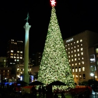 Karen Datangel: Christmas in Union Square