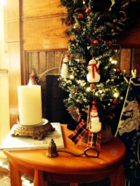 Rebecca Rowell: Holiday Simplicity