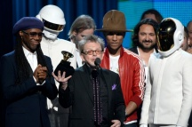 Grammy 2014 Daft Punk