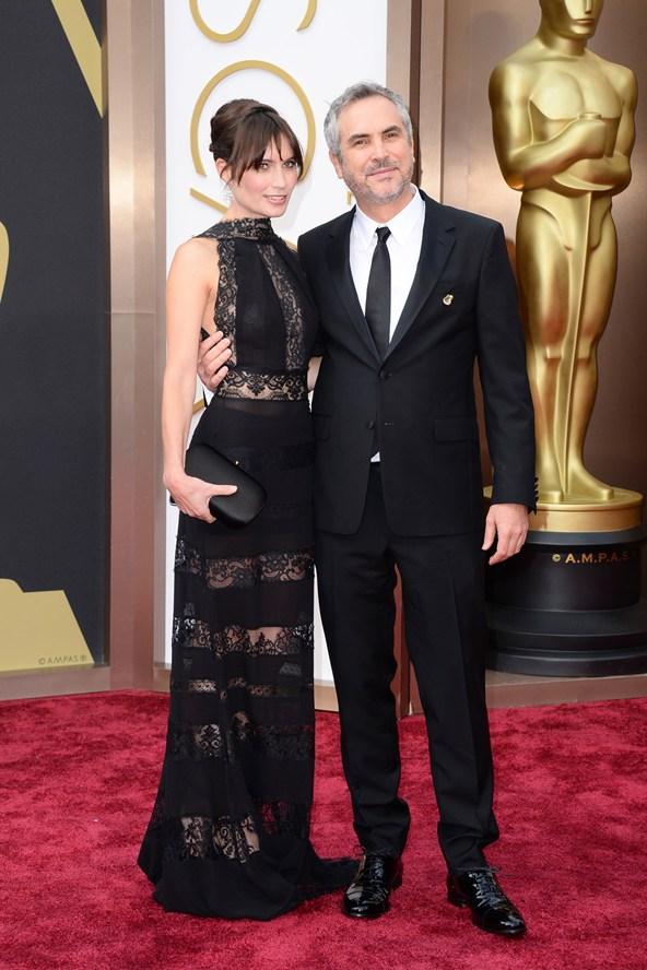 Alfonso Cuaron: Prada // Sheherazade Goldsmith: Elie Saab