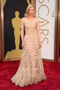 Cate Blanchett: Armani Prive