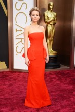 Jennifer Lawrence: Dior Couture