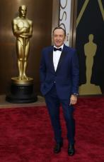 Kevin Spacey: Burberry