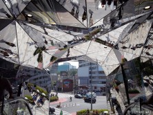 Tokyu Plaza: Entrance
