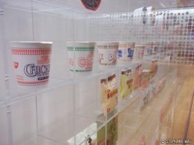 Cup Noodle Museum: Timeline