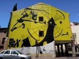 Street Art: Quixote Style