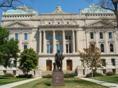 Indiana Statehouse: Politics and Power