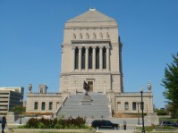 The Indiana War Memorial