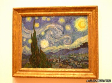 The Starry Night at MOMA