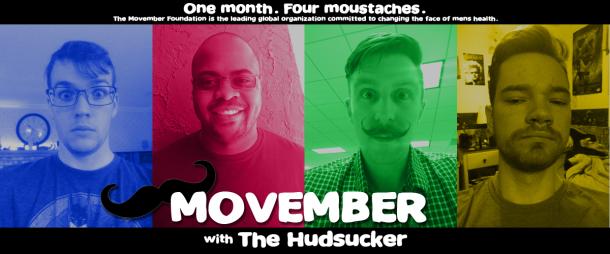 Movember Roundup