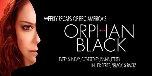 Orphan Black Page