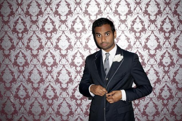 Aziz ansari dating book