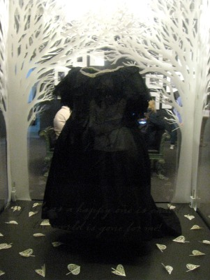 Queen Victoria's Mourning Gown at Kensington Palace
