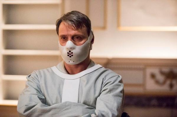 """HANNIBAL -- """"The Wrath of the Lamb"""" Episode 313 Pictured: Mads Mikkelsen, Photo by: Brooke Palmer"""