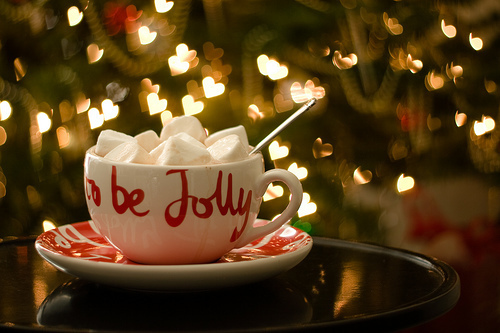 Jolly Cocoa Mug