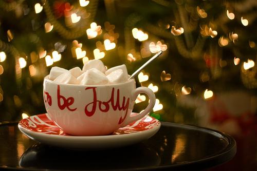 Jolly Cocoa Mug