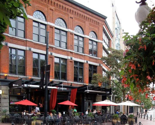 Gastronomy in Gastown: A Lunch Guide for Vancouver's Hippest Neighborhood | The Hudsucker