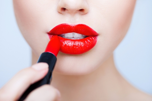 Red Lipstick 02