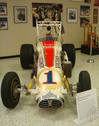 1969 King-Ford USAC Champ Dirt Car