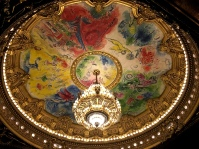 paris france palais garnier