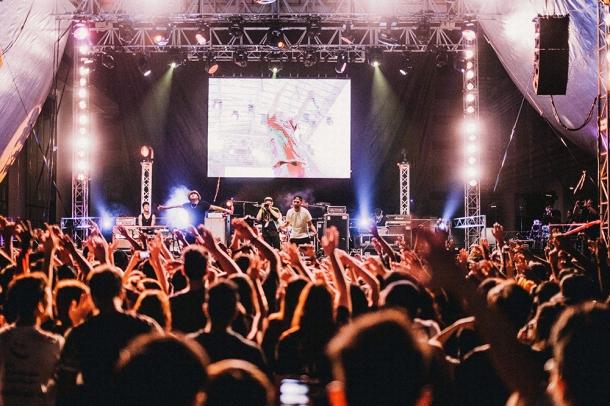 concert audience fans live music