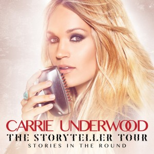 Carrie Underwood's Storyteller Tour [Credit: Arista, 19 Entertainment]