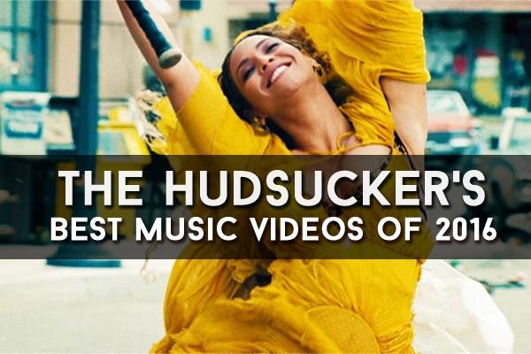 best-music-videos-of-2016