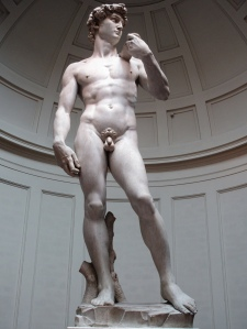 Accademia Michelangelo David