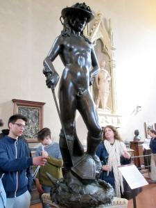 Bargello Donatello David