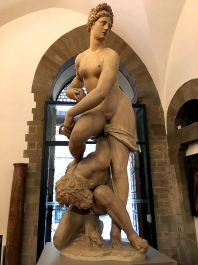 Bargello Giambologna Florence Pisa