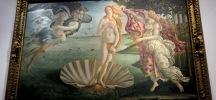 Uffizi Botticelli Birth Venus