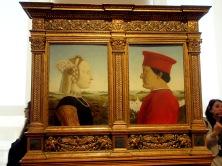 Uffizi Piero Duke Duchess Urbino