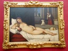 Uffizi Titian Venus Urbino