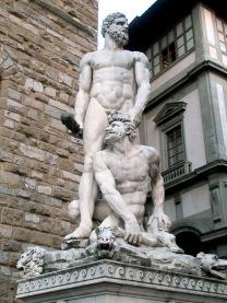 Vecchio Bandinelli Hercules Cacus