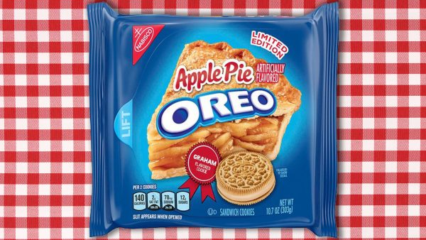 Apple Pie Oreo Brings Classic to Cookie Form