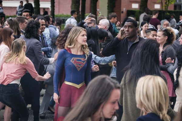 Fly Like a Girl: 'Supergirl' – Episode 1 'Girl of Steel'