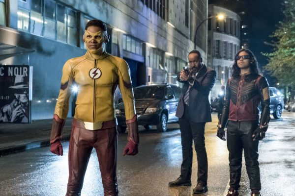 The FlashBack: 'The Flash' – Episode 1 'The Flash Reborn'