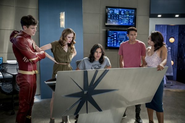 The FlashBack: 'The Flash' – Episode 2 'Mixed Signals'