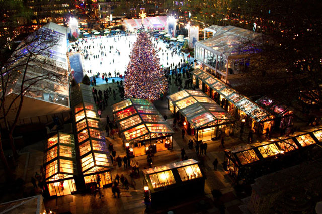 Travel Guide: Christmas in New York