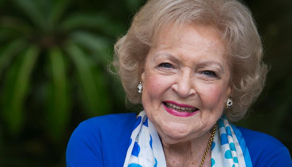 Betty White Reveals Her Secrets for a Long Life and We're Here for It