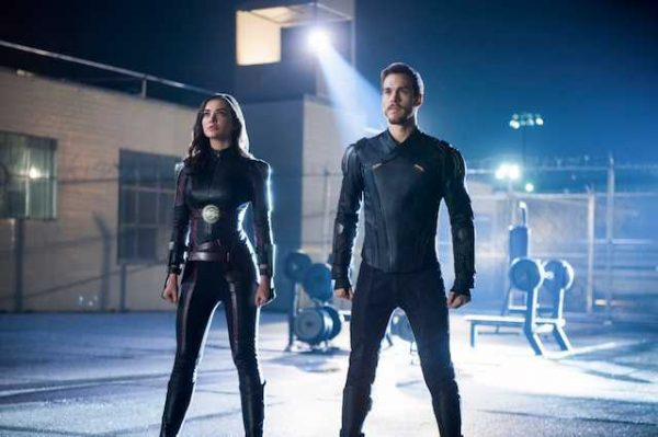 Fly Like a Girl: 'Supergirl' – Episode 10 'Legion of Super Heroes'