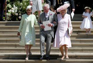Bestie parents, Doria Ragland and Prince Charles