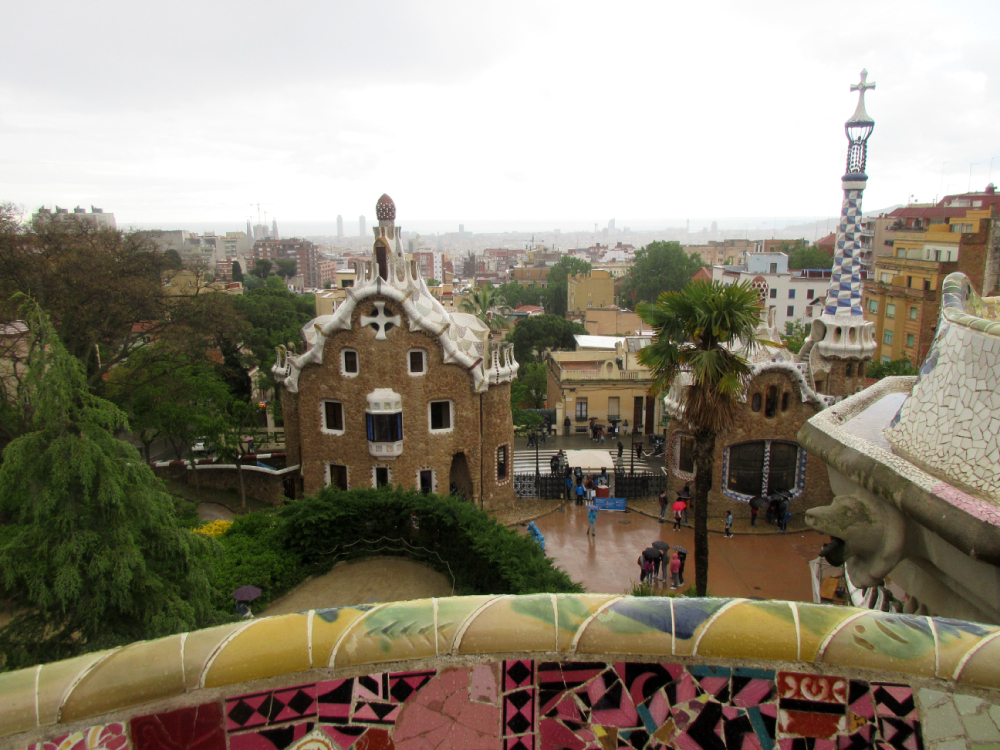 Gazing at Gaudi's Masterpieces in Barcelona
