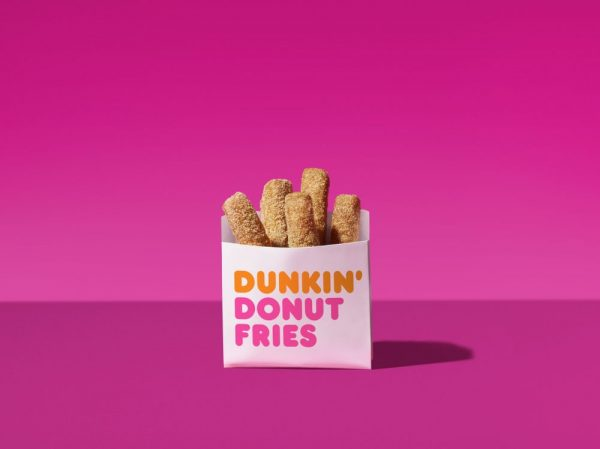 Dunkin' Donuts is Making Summer Sweeter With Donut Fries