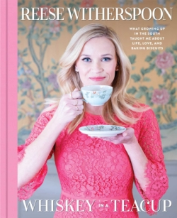 reese witherspoon whisky in a teacup